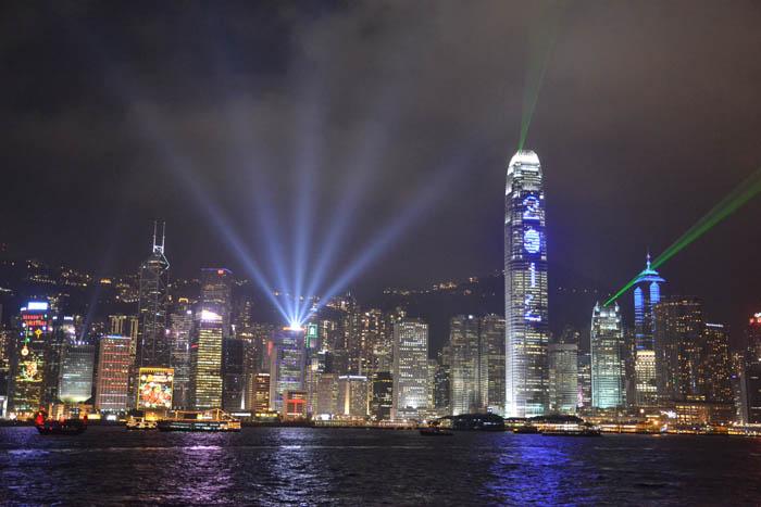 "Hong Kong ""A Symphony of Lights"""