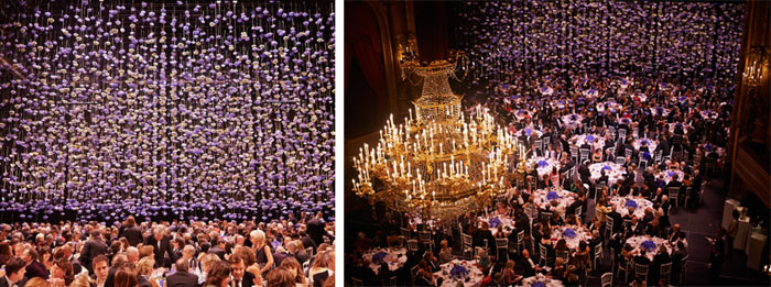 Hermes, Maecenas Dinner, Brussels. Photo credit Rebecca Louise Law.
