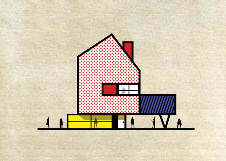 Art-meets-architecture-in-Federico-Babinas-Archist-Series-_dezeen_ss_6