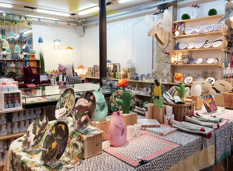 Fleux Paris shop
