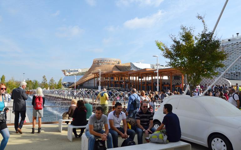Expo Stand Emirati : Expo vi racconto com è andata