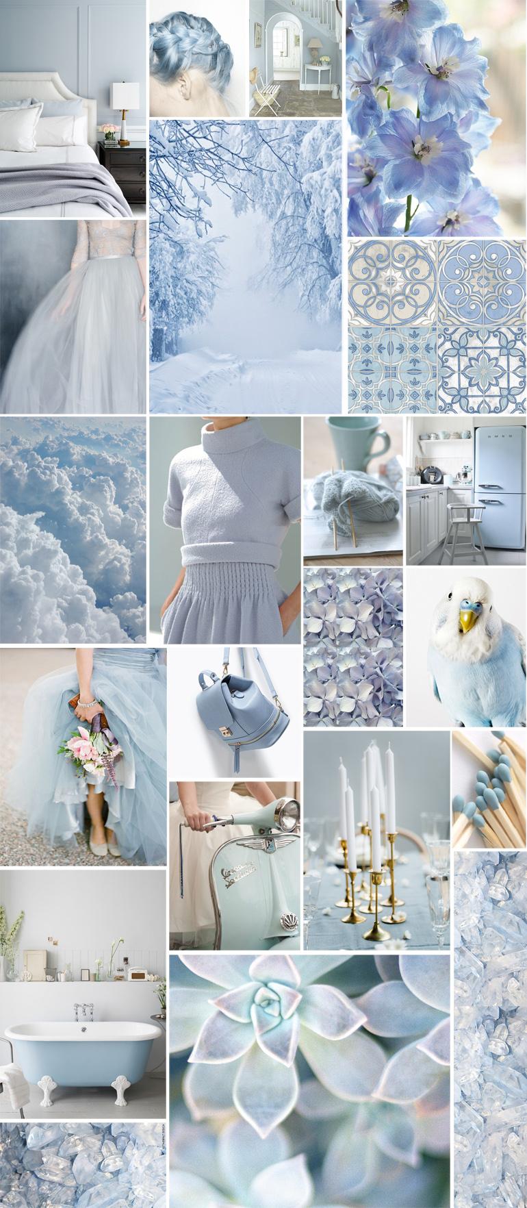 Azzurro Polvere Colore Matrimonio : Previsione colore pantone