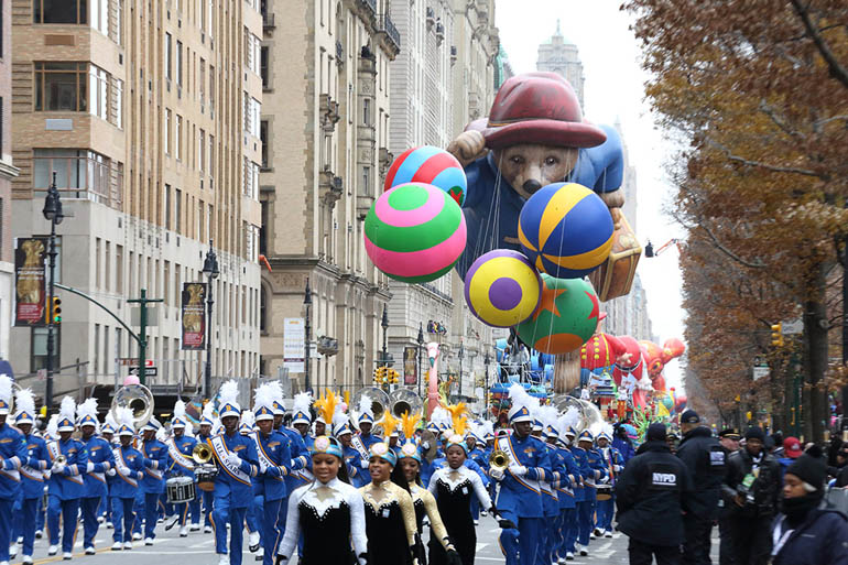 macy s parade thanksgiving