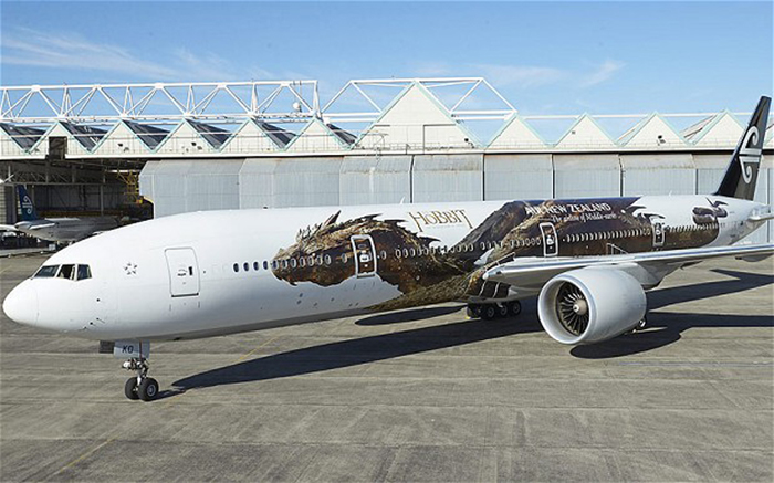 Air New Zealand Hobbit