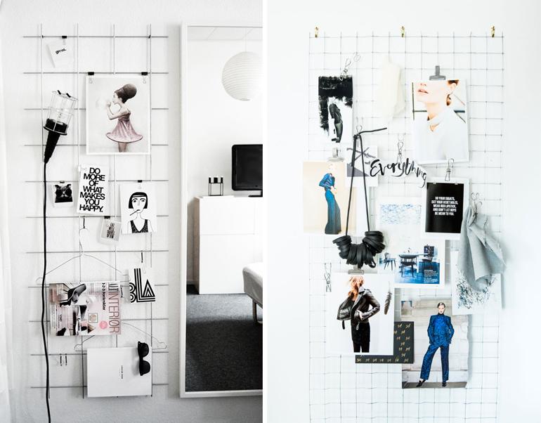 ispirazione moodboard. Black Bedroom Furniture Sets. Home Design Ideas