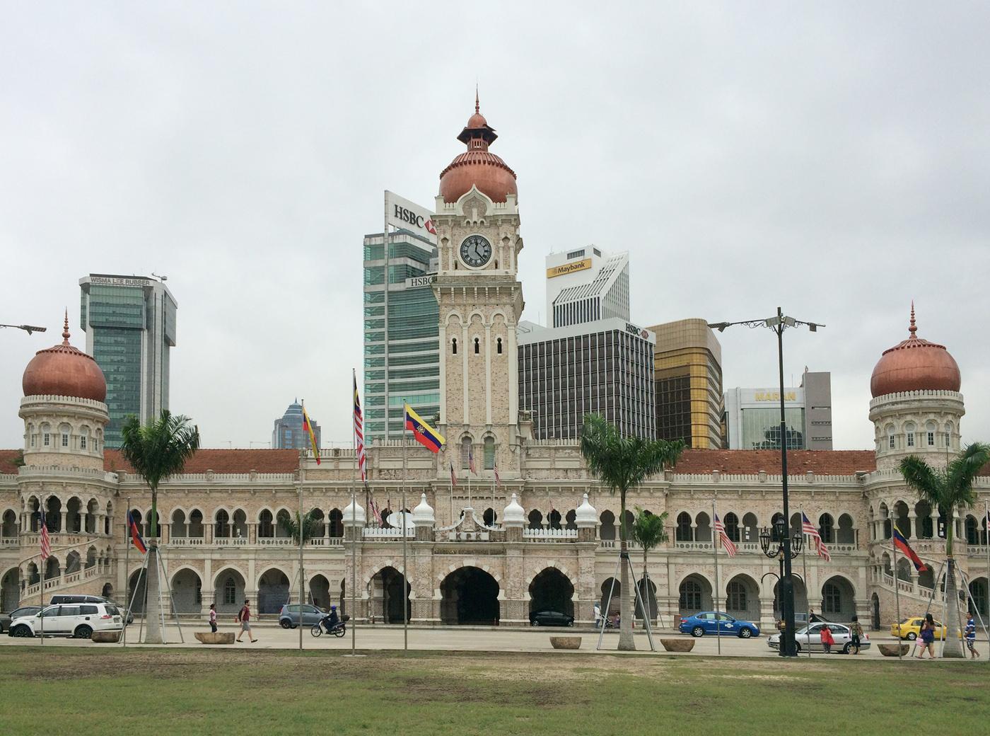 What-to-do-in-Kuala-Lumpur-gucki-merdeka-square-3