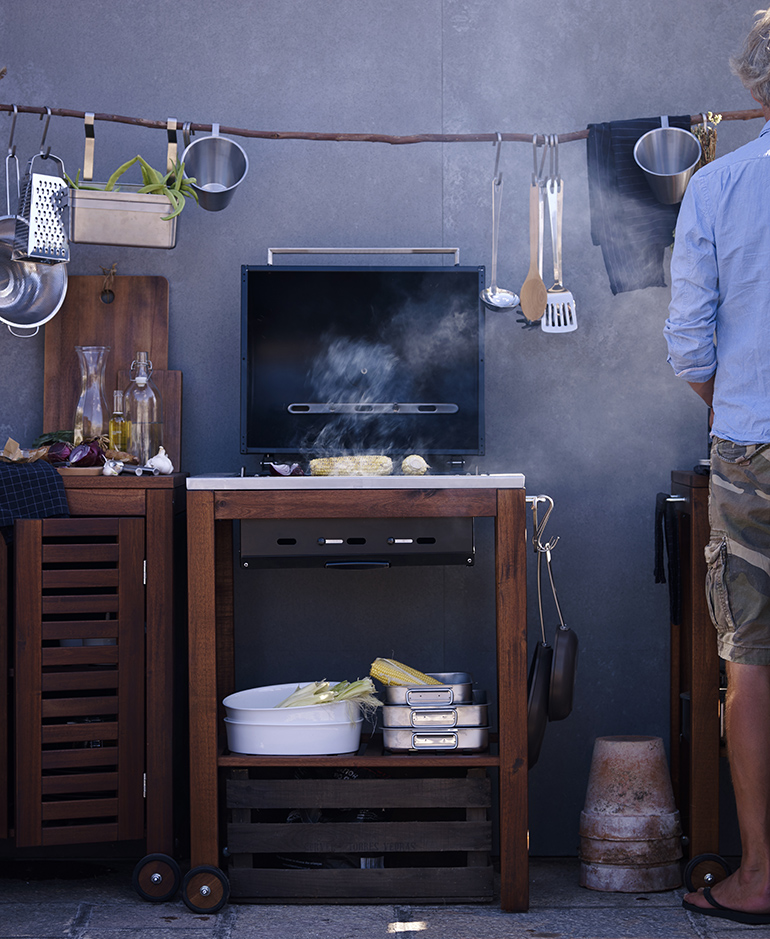 ikea barbecue novita estate