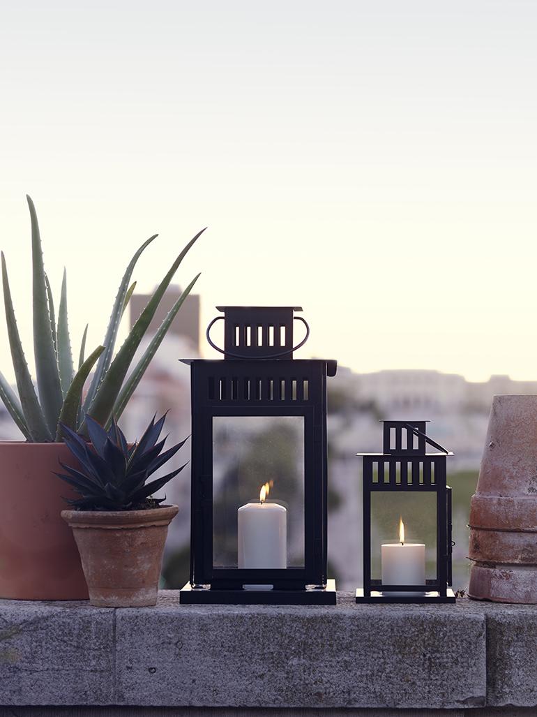 La collezione ikea per l 39 estate 2016 - Lanterne da giardino ikea ...