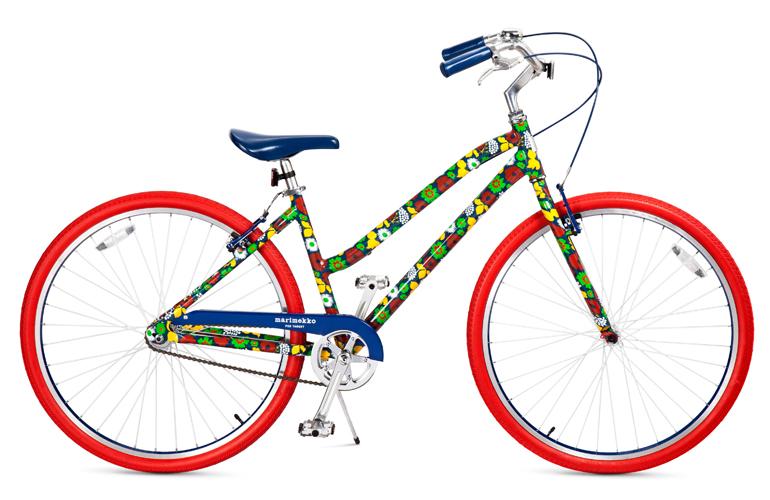 Marimekko collection for Target Bike