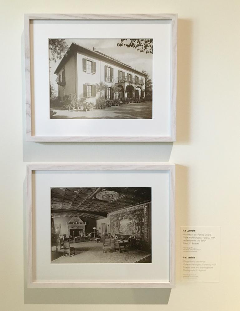 Ci credete che uno dei designer più moderni e colorati è cresciuto in questa casa a Firenze?