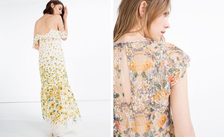 Zara vestiti estivi