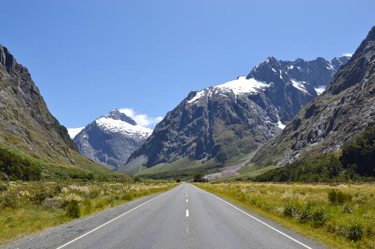 Nuova Zelanda - Isola del Sud