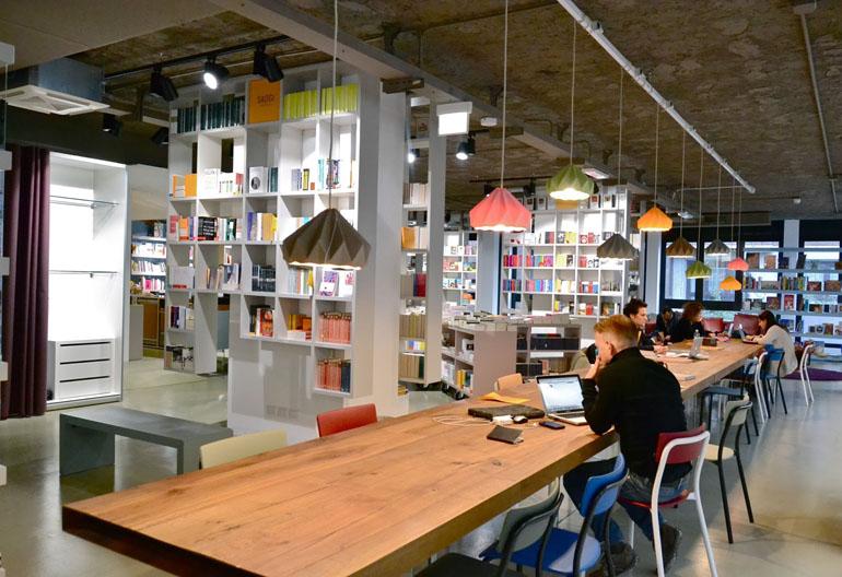Open Milano cafè-libreria