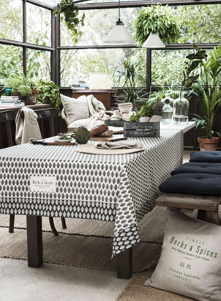 Collezione primavera H&M home - Tavola