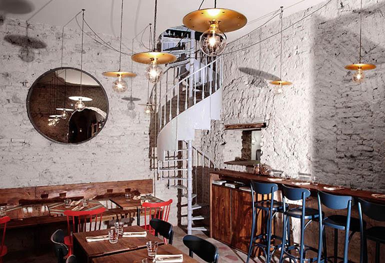 Fish bar de Milan - Via Montebello 7