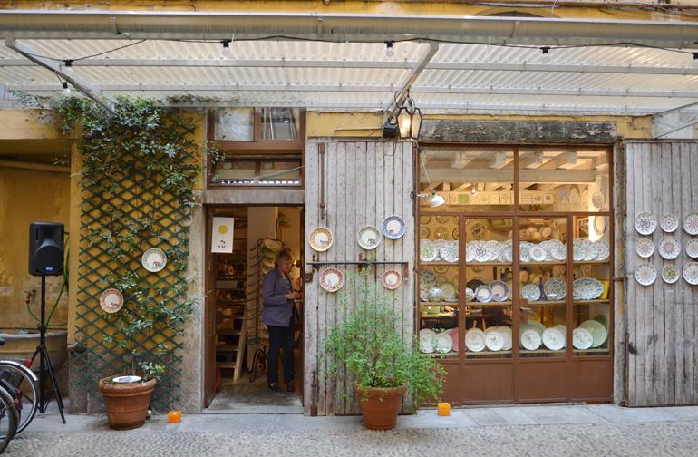Ceramiche Paravicini - Via Santa Marta 21