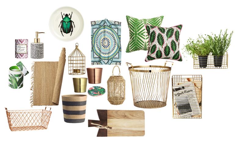 Collezione primavera H&M home