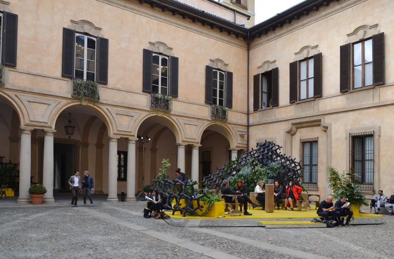 Palazzo Clerici - Via Clerici 15