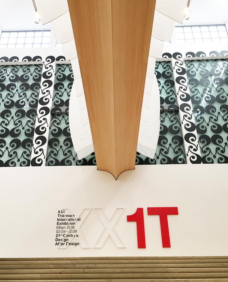 XXI Esposizione Internazionale de La Triennale di Milano
