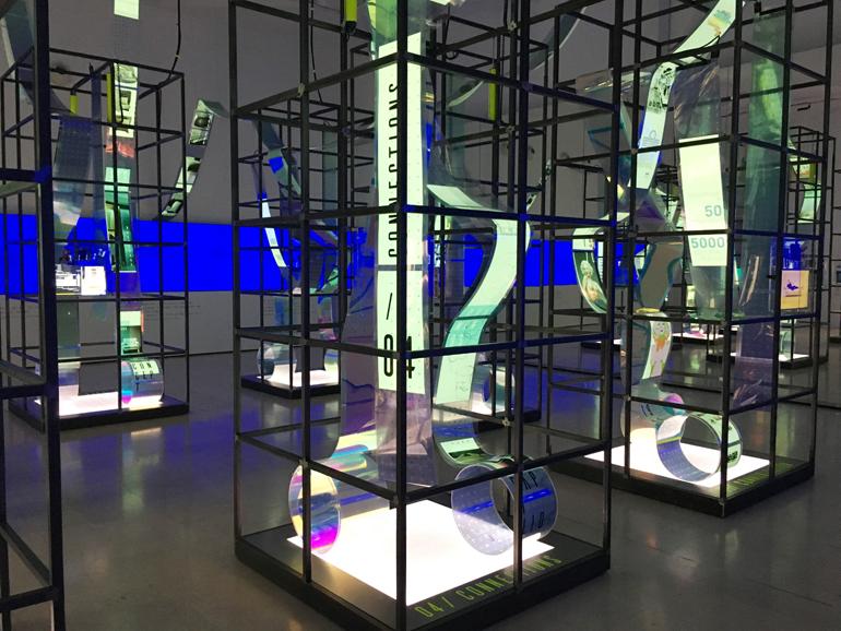 Triennale di Milano. B&B Italia
