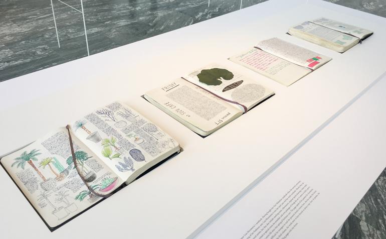 Triennale di Milano. Takeo Paper Show. Moleskine