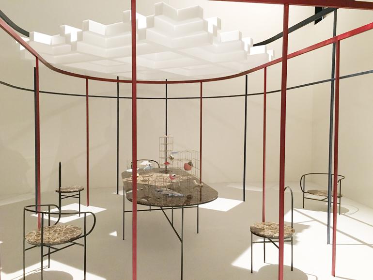 XXI Esposizione Internazionale de La Triennale di Milano. Mostra Stanze a cura di Beppe Finessi.