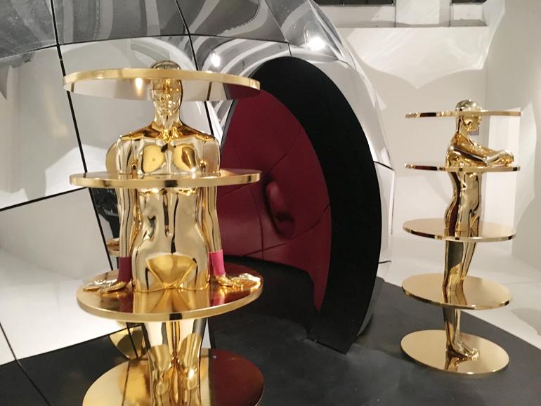XXI Esposizione Internazionale de La Triennale di Milano. Mostra Stanze a cura di Beppe Finessi. Fabio Novembre