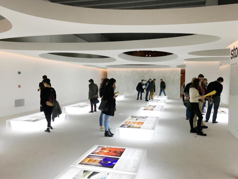 XXI Esposizione Internazionale de La Triennale di Milano. Mostra Stanze a cura di Beppe Finessi