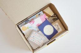 gift box Poppytalk