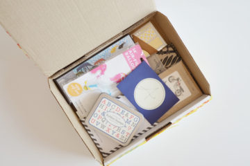 gift box Poppytalk