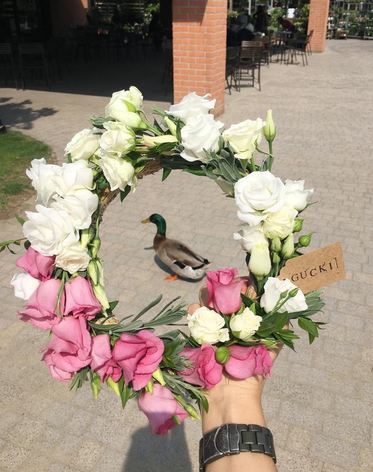 Ghirlande fiori