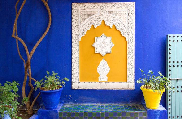 Marrakech-Jardin-Majorelle-Details
