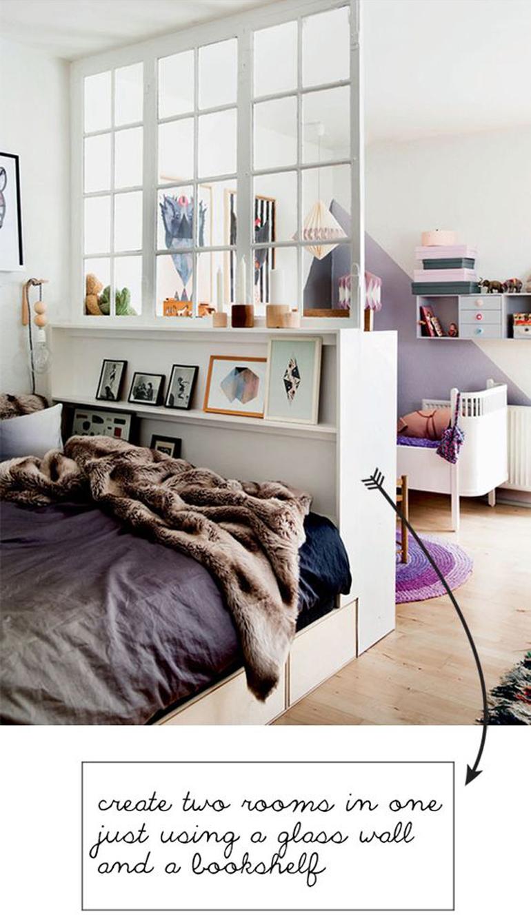 Camera da letto le mie ispirazioni - Disegni parete camera da letto ...