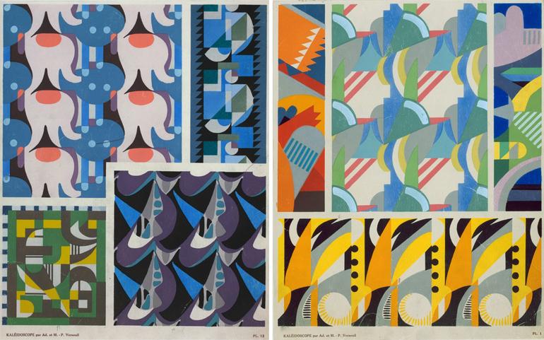 Pattern, Maurice Pillard Verneuil