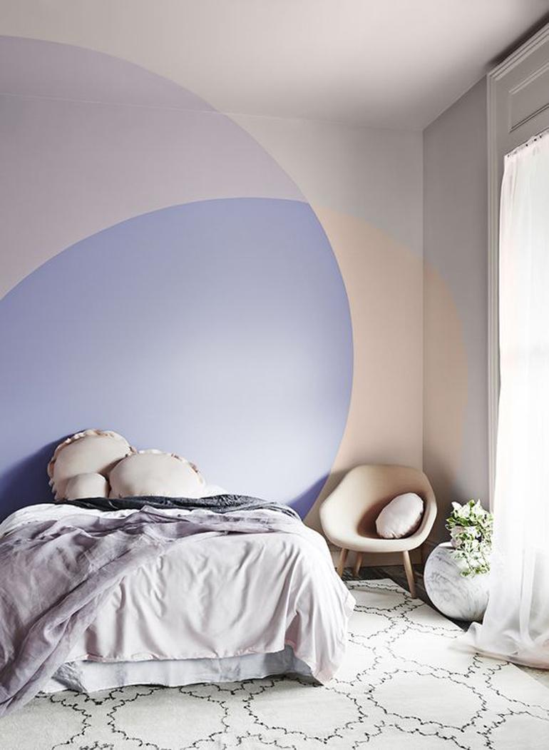 Decorare Parete Dietro Letto : Decorare parete dietro letto ...