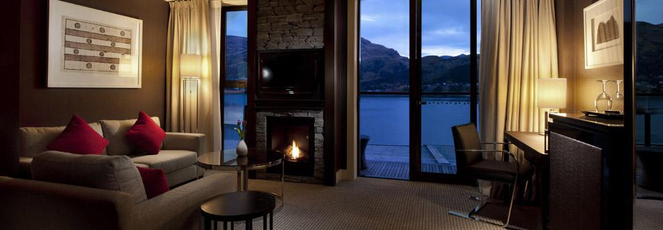 All'Hilton Queenstown ci hanno regalato un upgrade ad una camera da sogno!