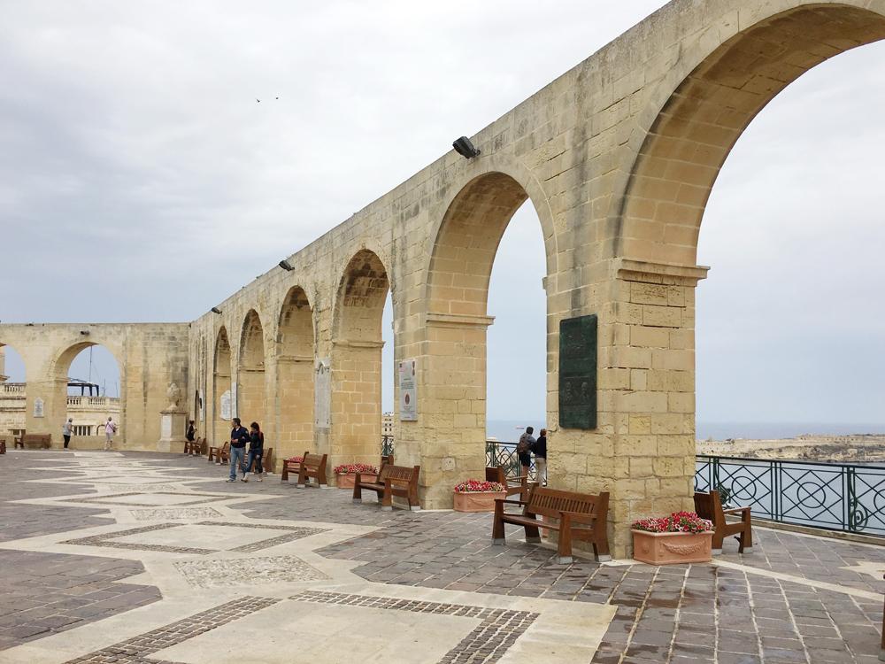 Malta-La-Valletta-terrazza