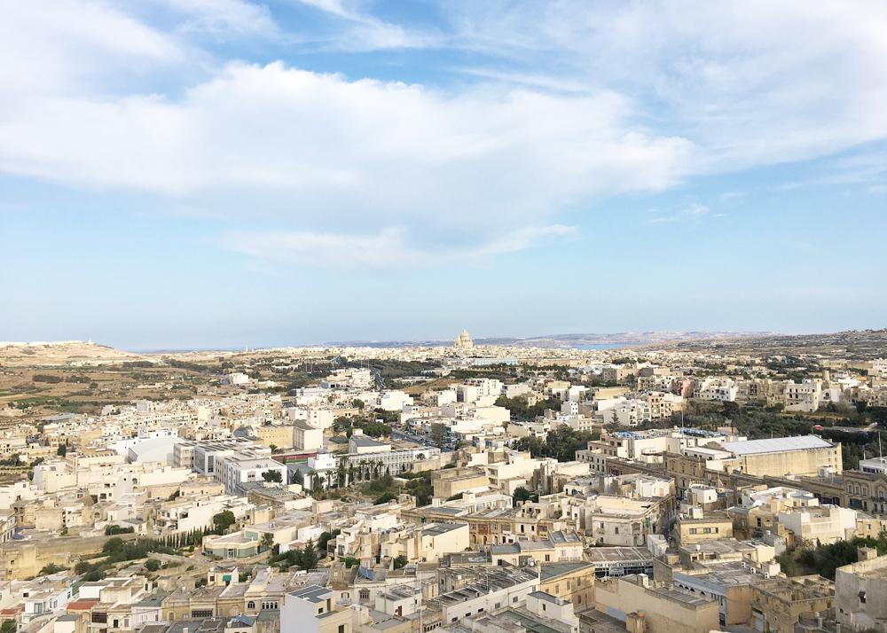 gozo-victoria-cittadella-panorama
