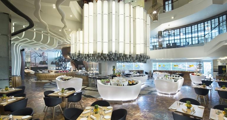 La colazione dell'Hilton Kuala Lumpur, vale l'hotel!