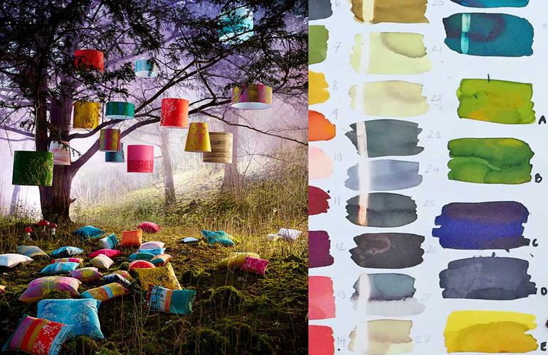 Fabrics Callista Hulse