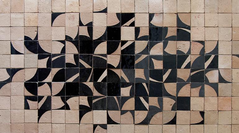 Ateliers zelij: piastrelle marocchine di design