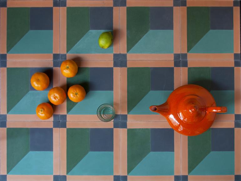 Ateliers zelij piastrelle marocchine di design
