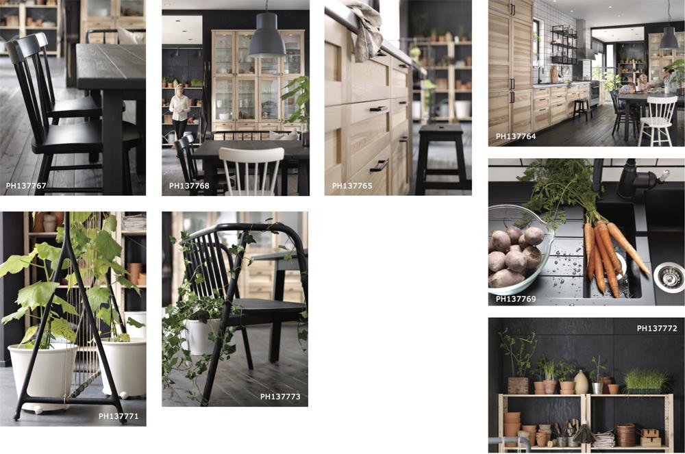 in anteprima il nuovo catalogo ikea 2017. Black Bedroom Furniture Sets. Home Design Ideas