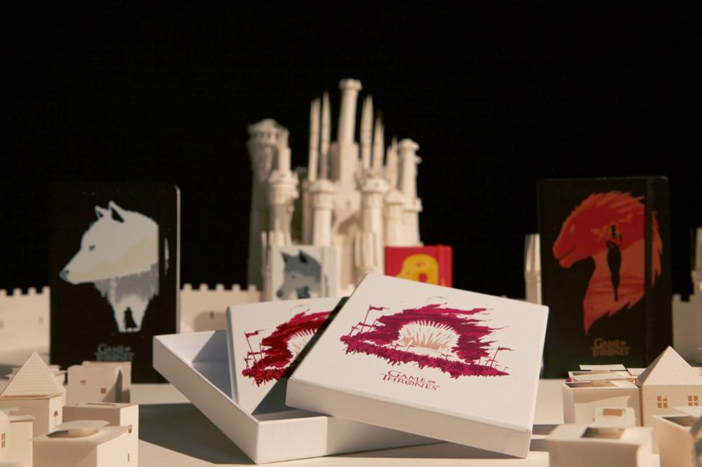 Game of Thrones Moleskine