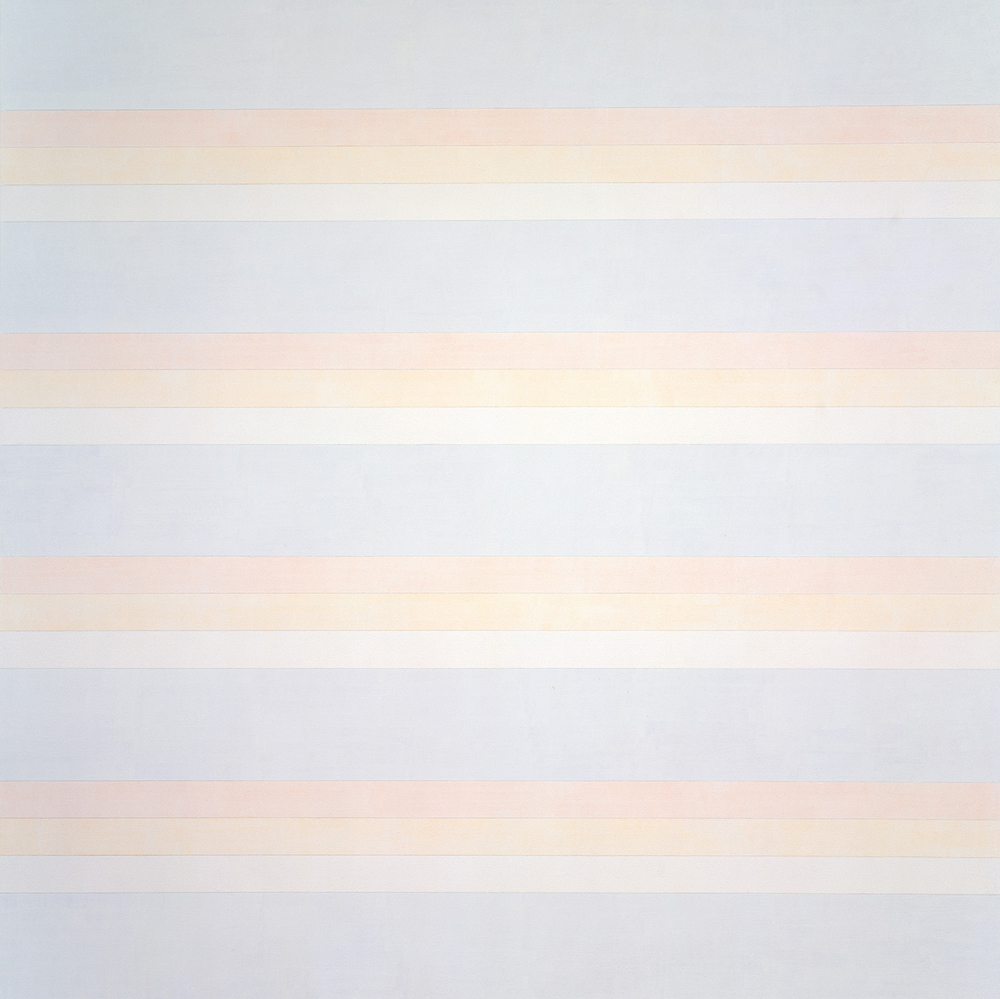 agnes-martin-painting