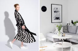 divano-bianco-nero-vestaglia