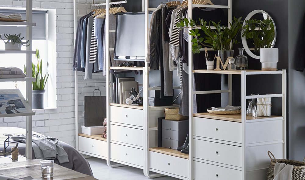 Ikea novit dal catalogo 2017 for Armadi ikea