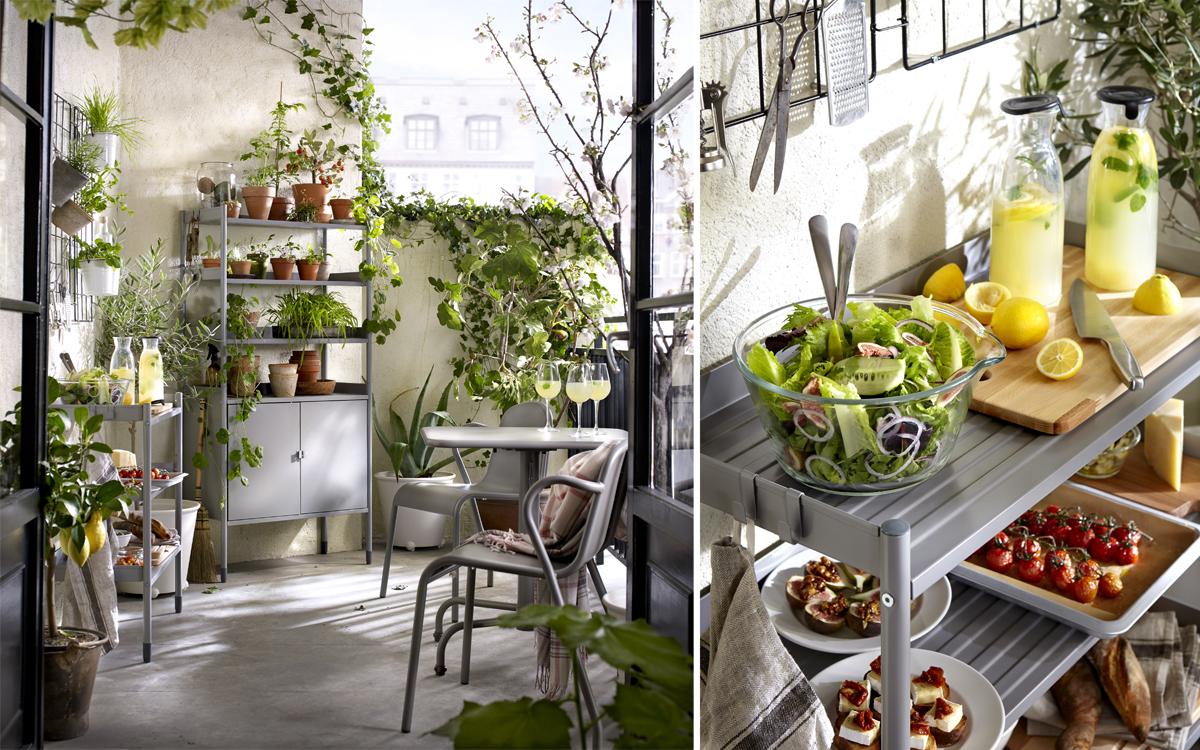 Ikea novit dal catalogo 2017 - Mobili per balconi ikea ...