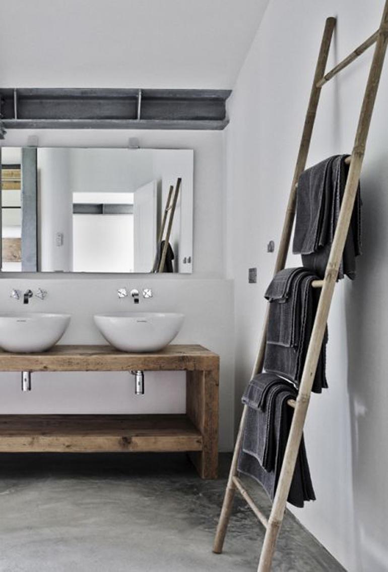 scala bagno