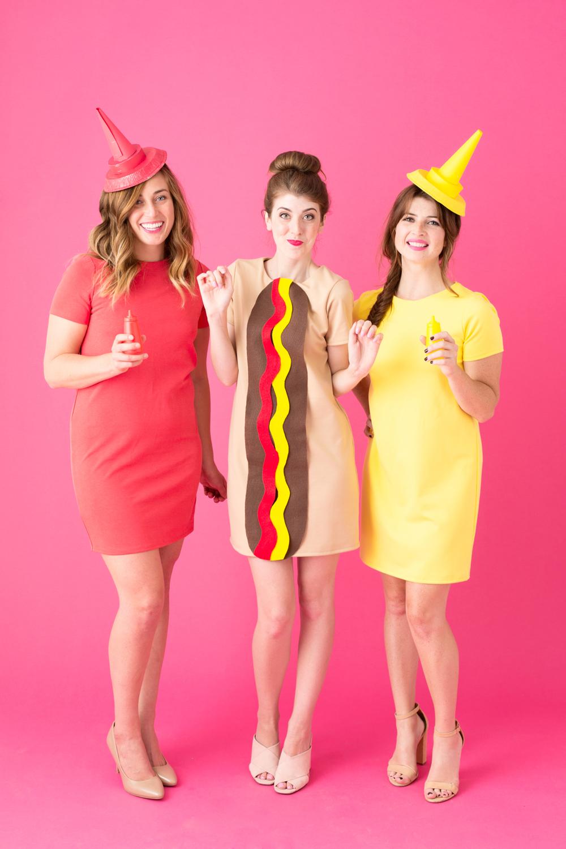 diy-hot-dog-costume-2